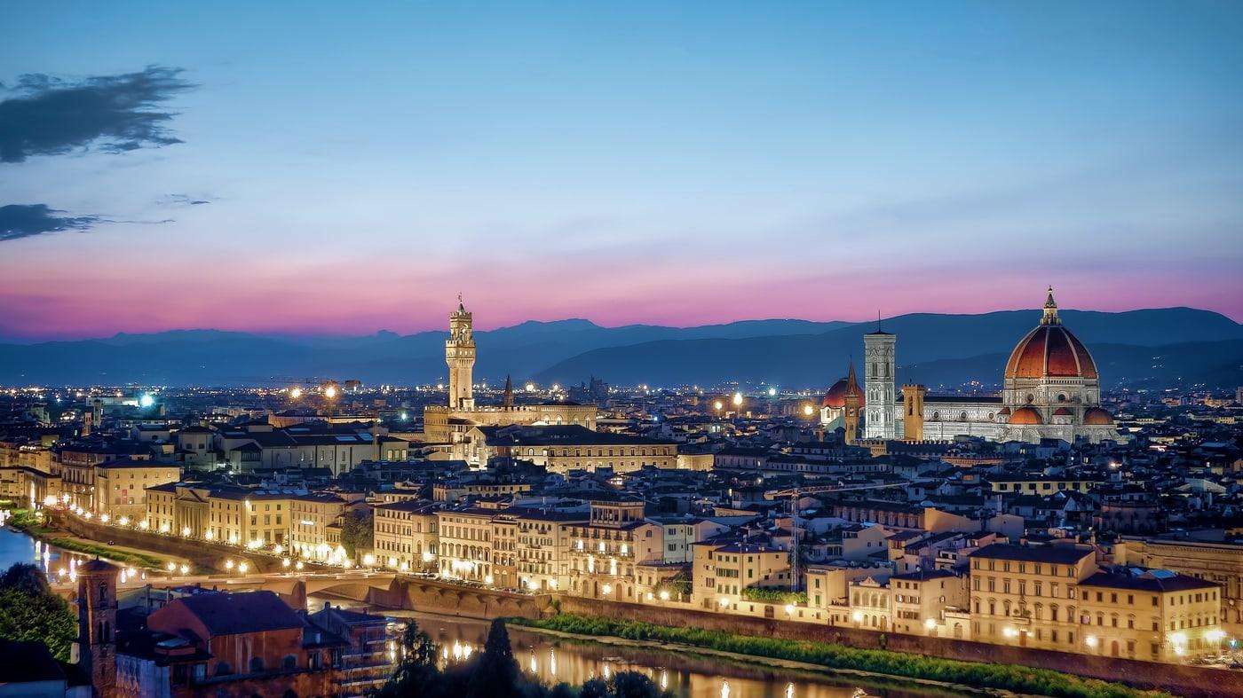 Florenz (c) pixabay / MustangJoe