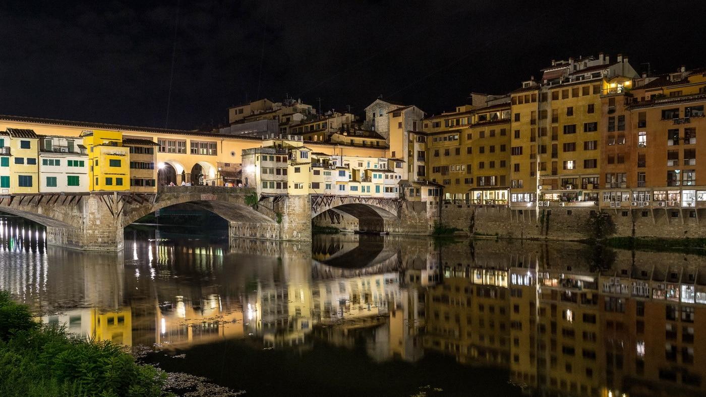 Florenz / Ponte Vecchio (c) pixabay / Tommaso Morini
