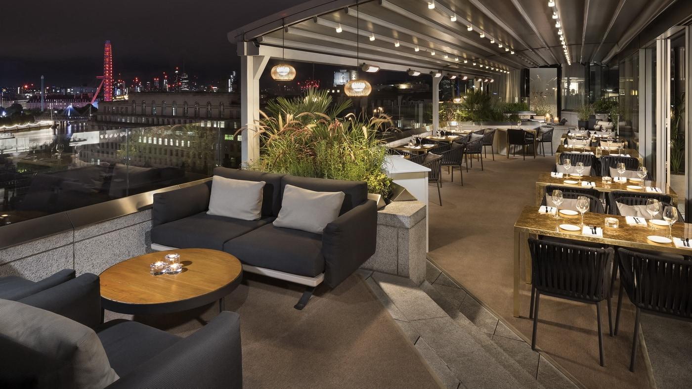Meliá Hotels Dachterrassen