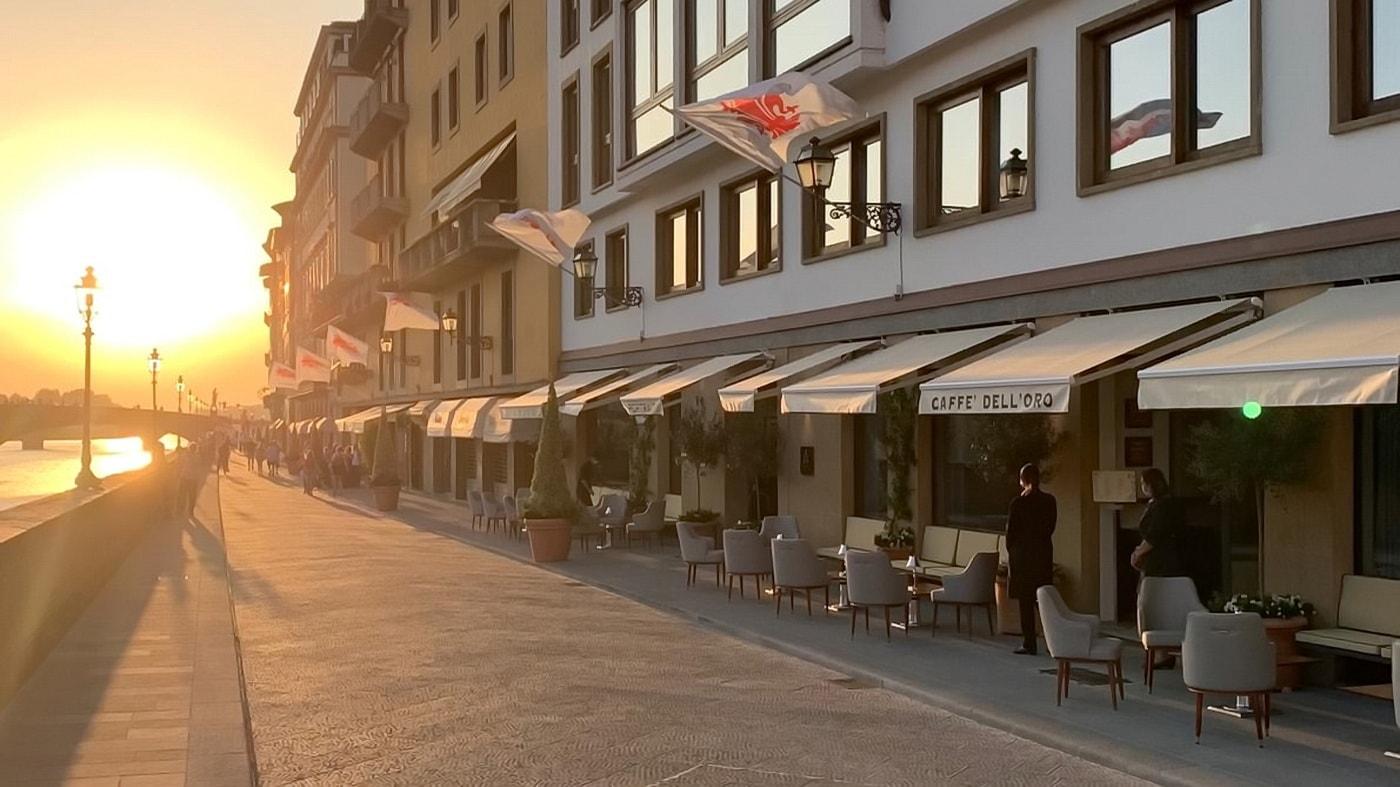 Hotel Portrait Firenze (c) Lungarno Collection
