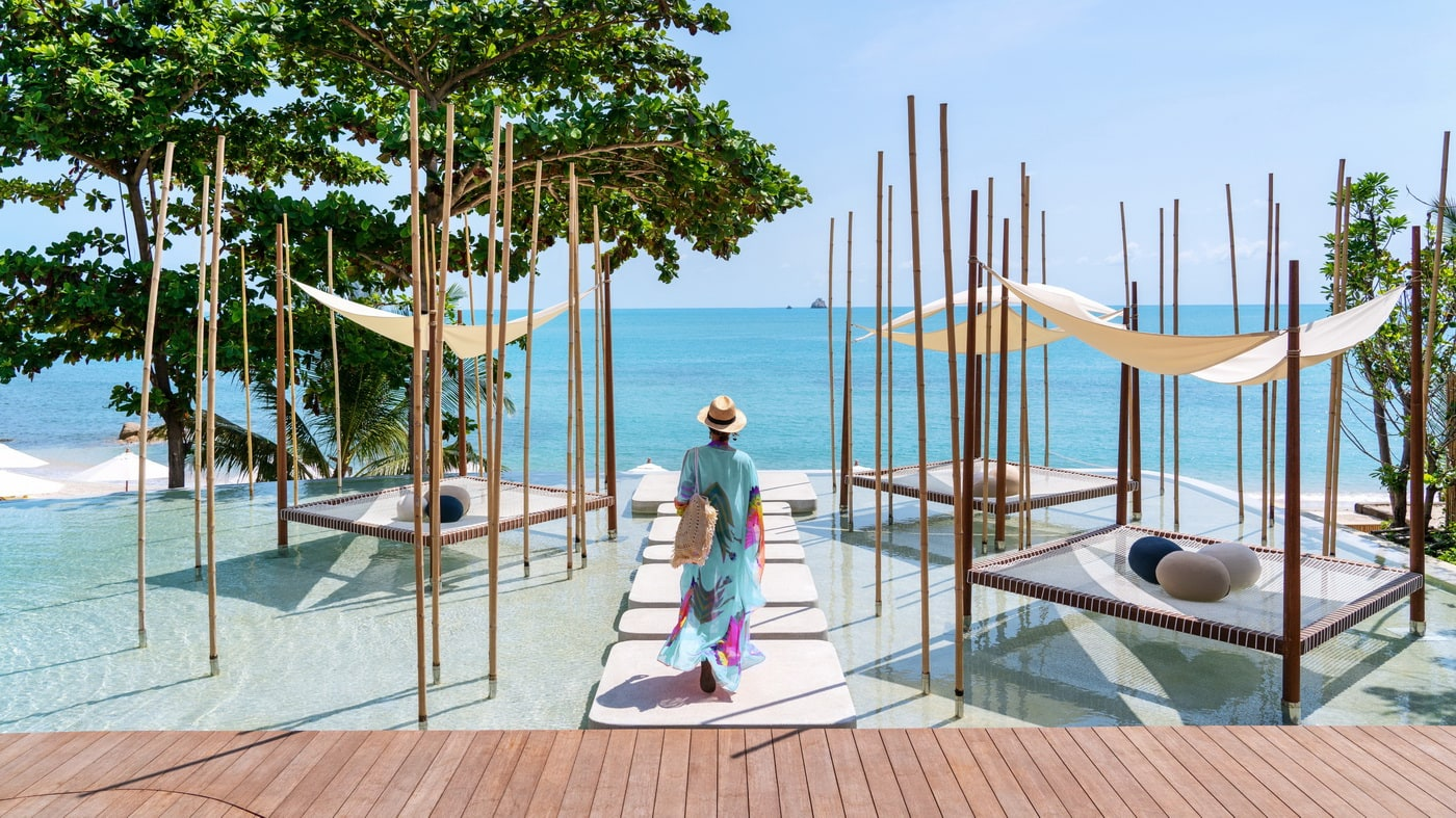 Drift at the Beach / Six Senses Samui (c) Six Senses