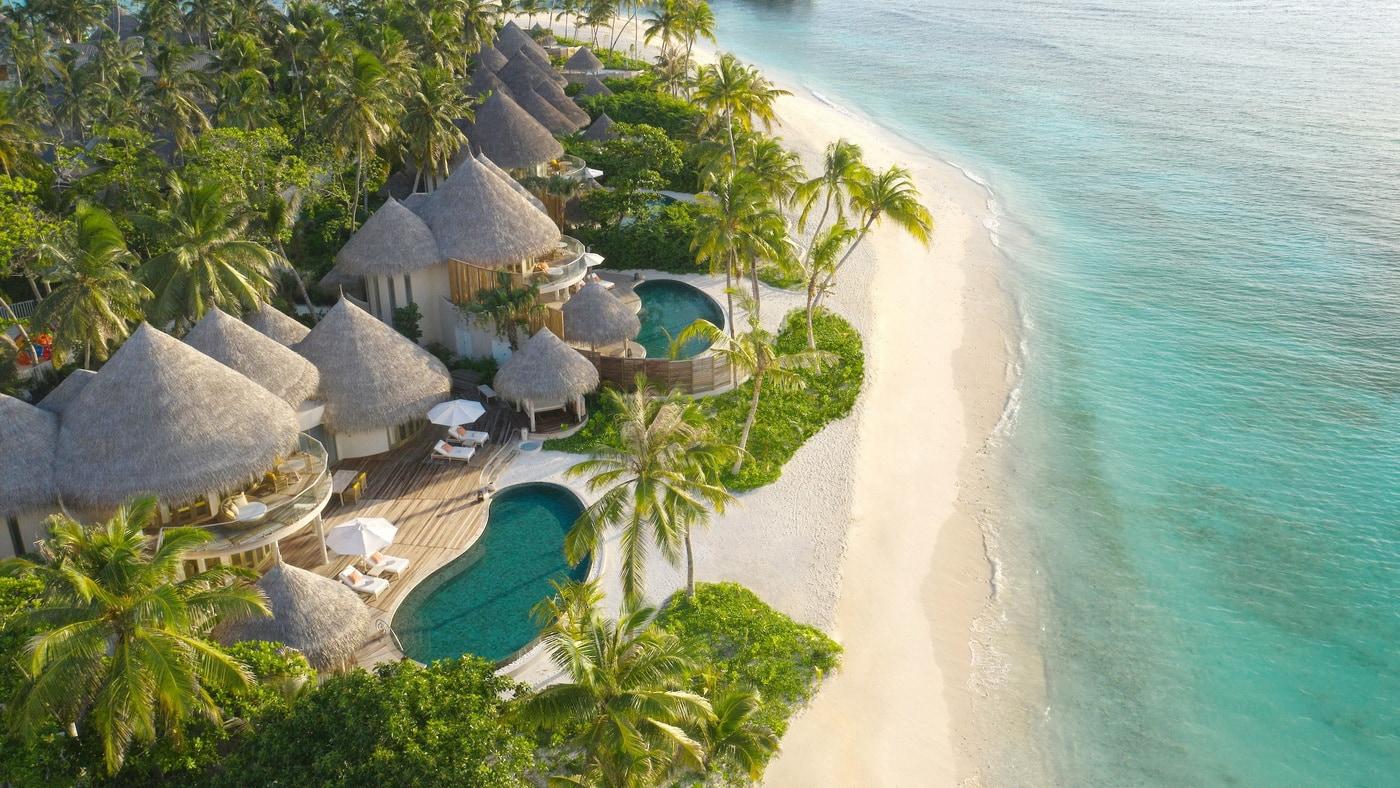 Bestes Resort Indischer Ozean