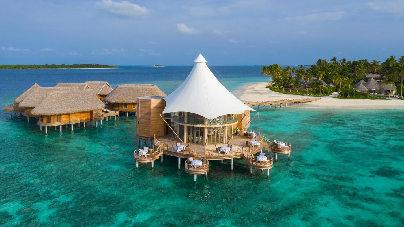 (c) The Nautilus Maldives