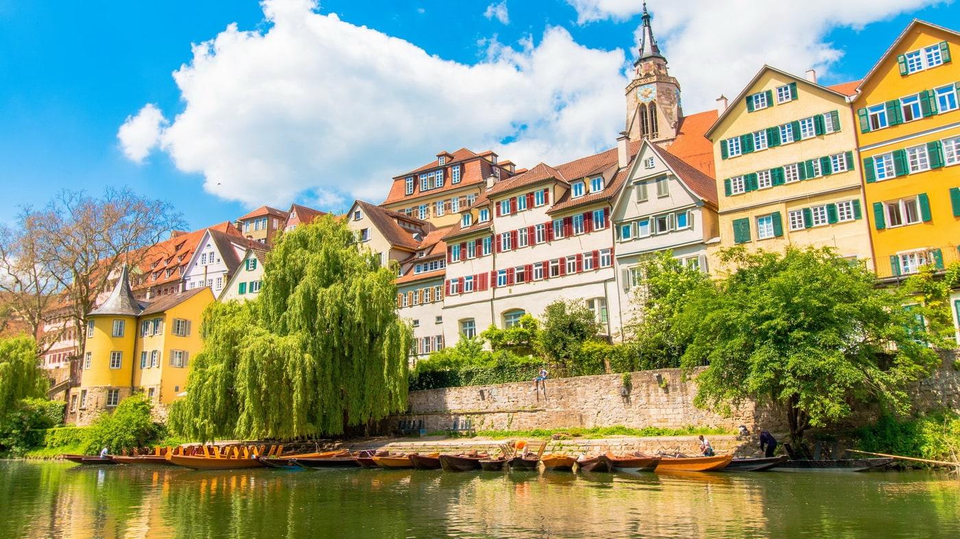 Tübingen (c) Shutterstock / poporing