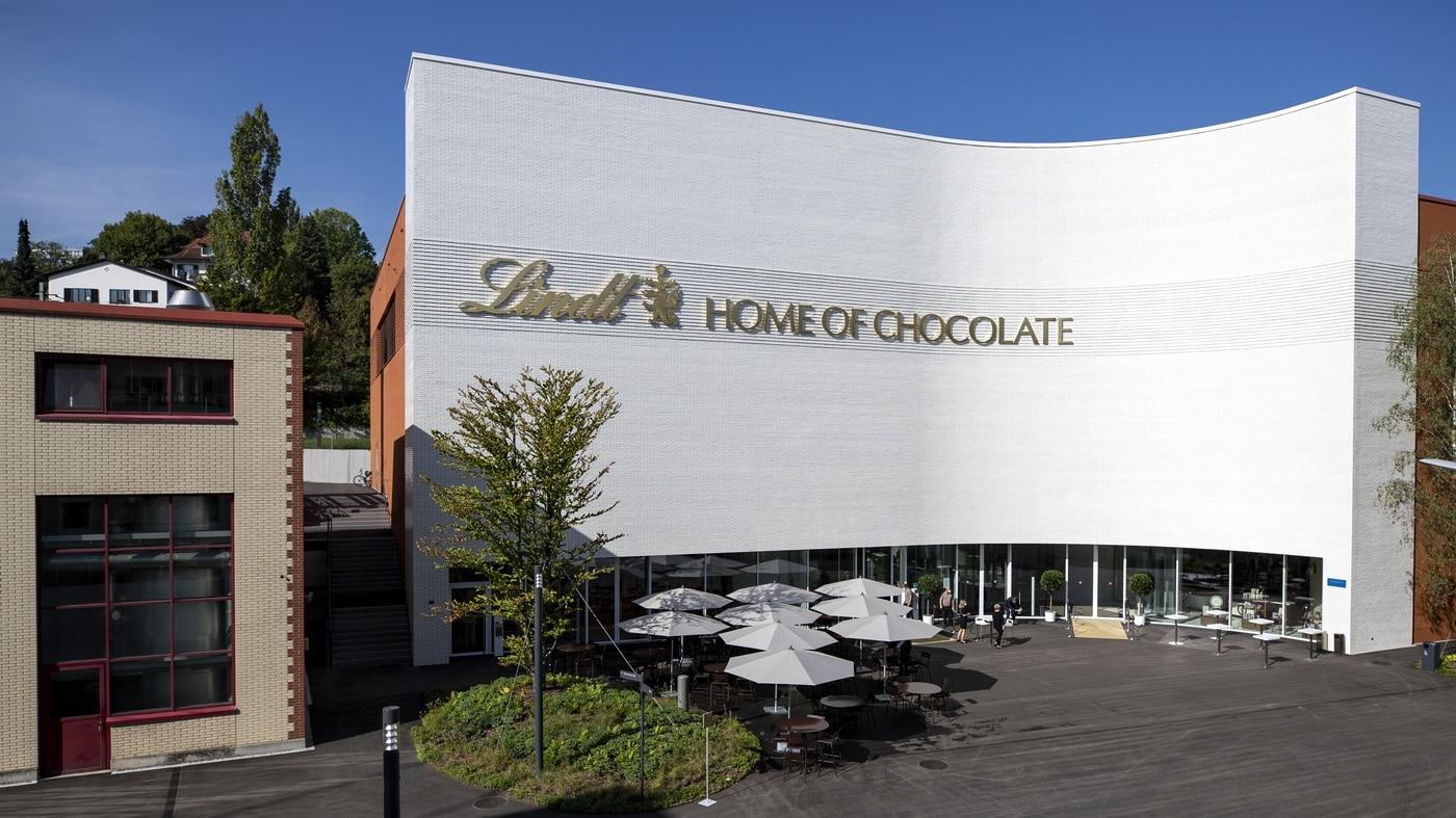 Lindt Home of Chocolate (c) Lindt & Sprüngli / KEYSTONE / Alexandra Wey