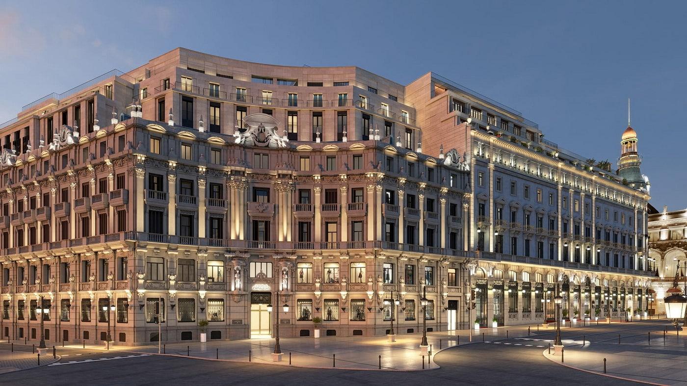 Four Seasons Hotel & Private Residences Madrid