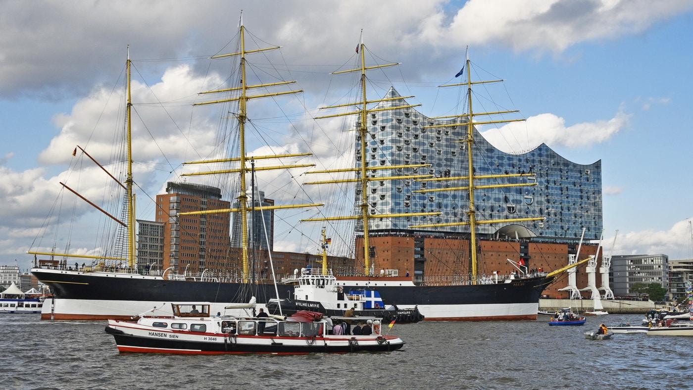 Hamburg Peking