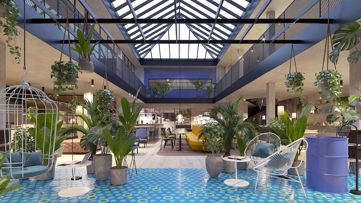 Hotel Gilbert (c) BMW Architekten
