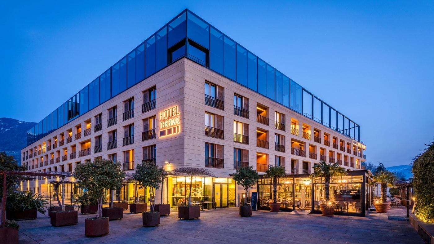 Hotel Therme Meran (c) Günter Standl