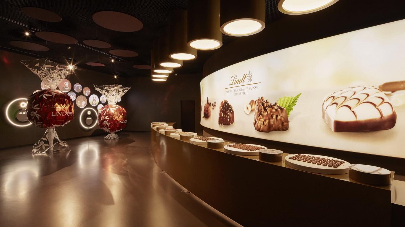 Lindt Home of Chocolate (c) Lindt & Sprüngli