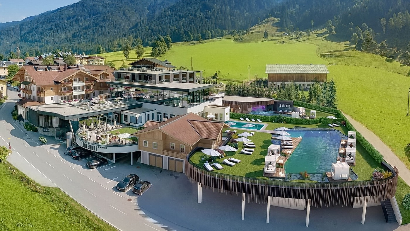 Lürzerhof Alpin Life Resort (c) www.luerzerhof.at