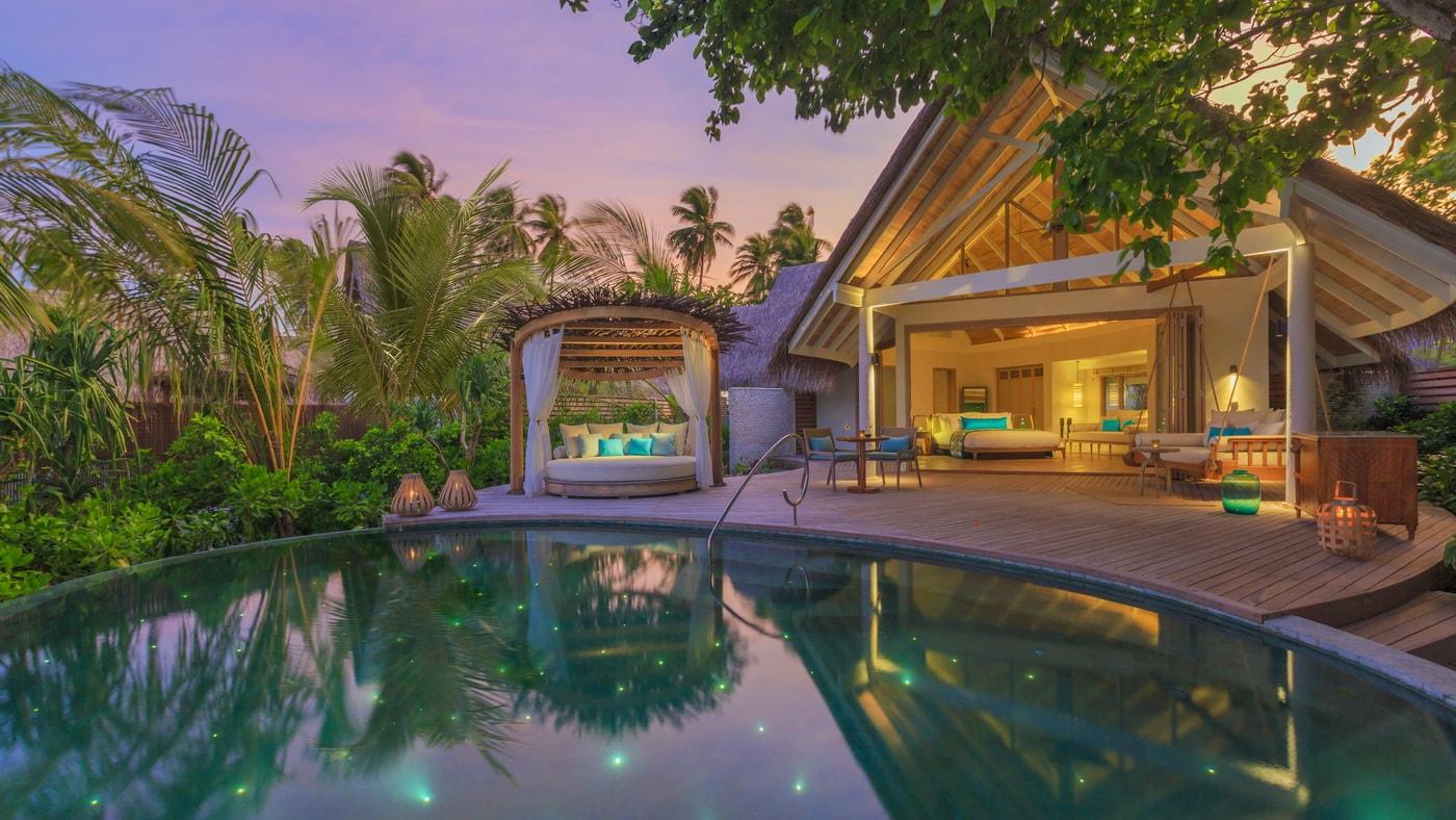 Milaidhoo Malediven Wiedereröffnung