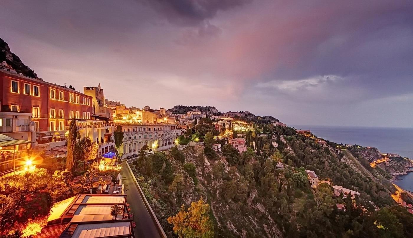 (c) San Domenico Palace / Taormina