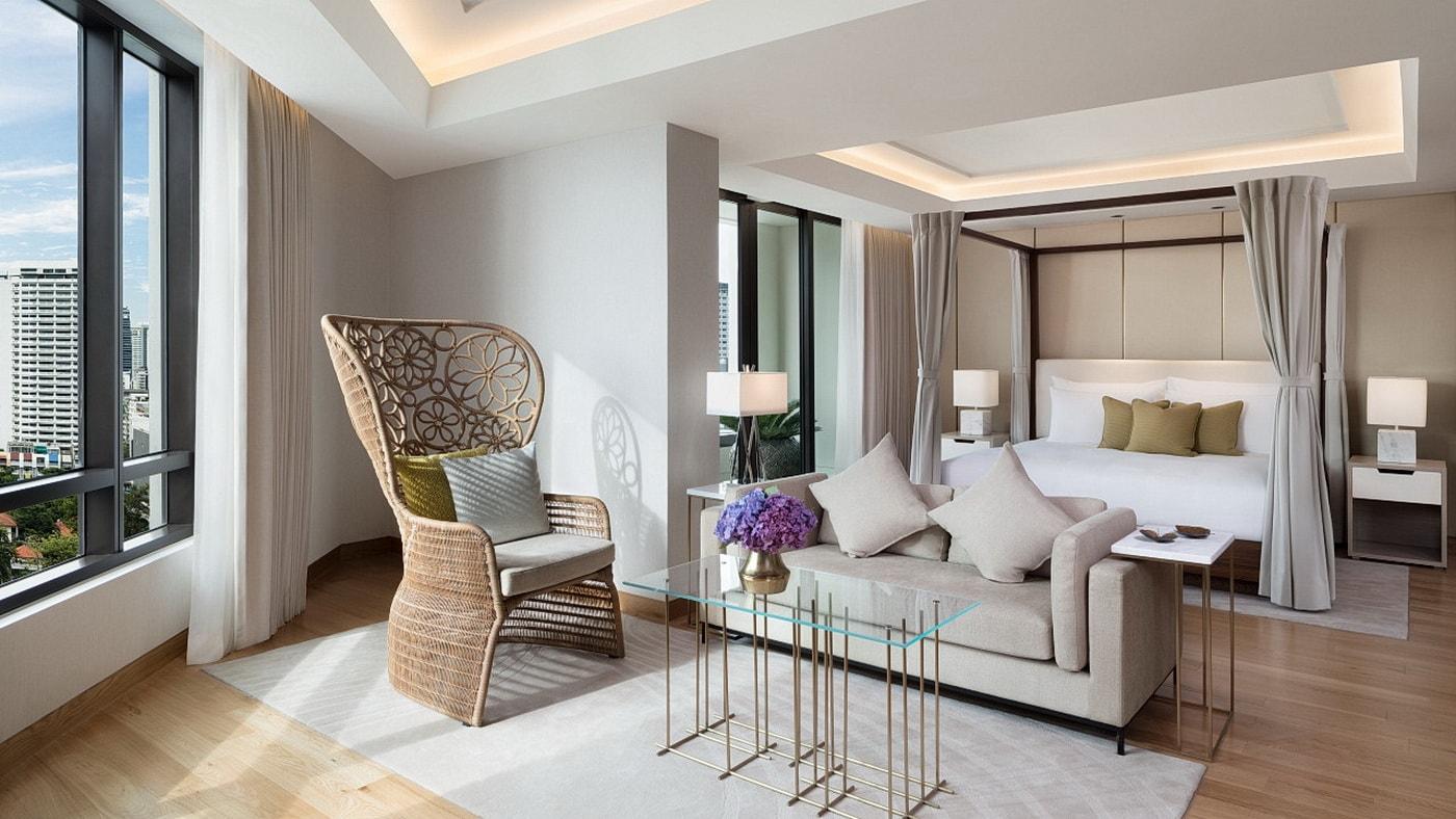 Presidential Terrace Suite (c) Siam Kempinski Hotel Bangkok