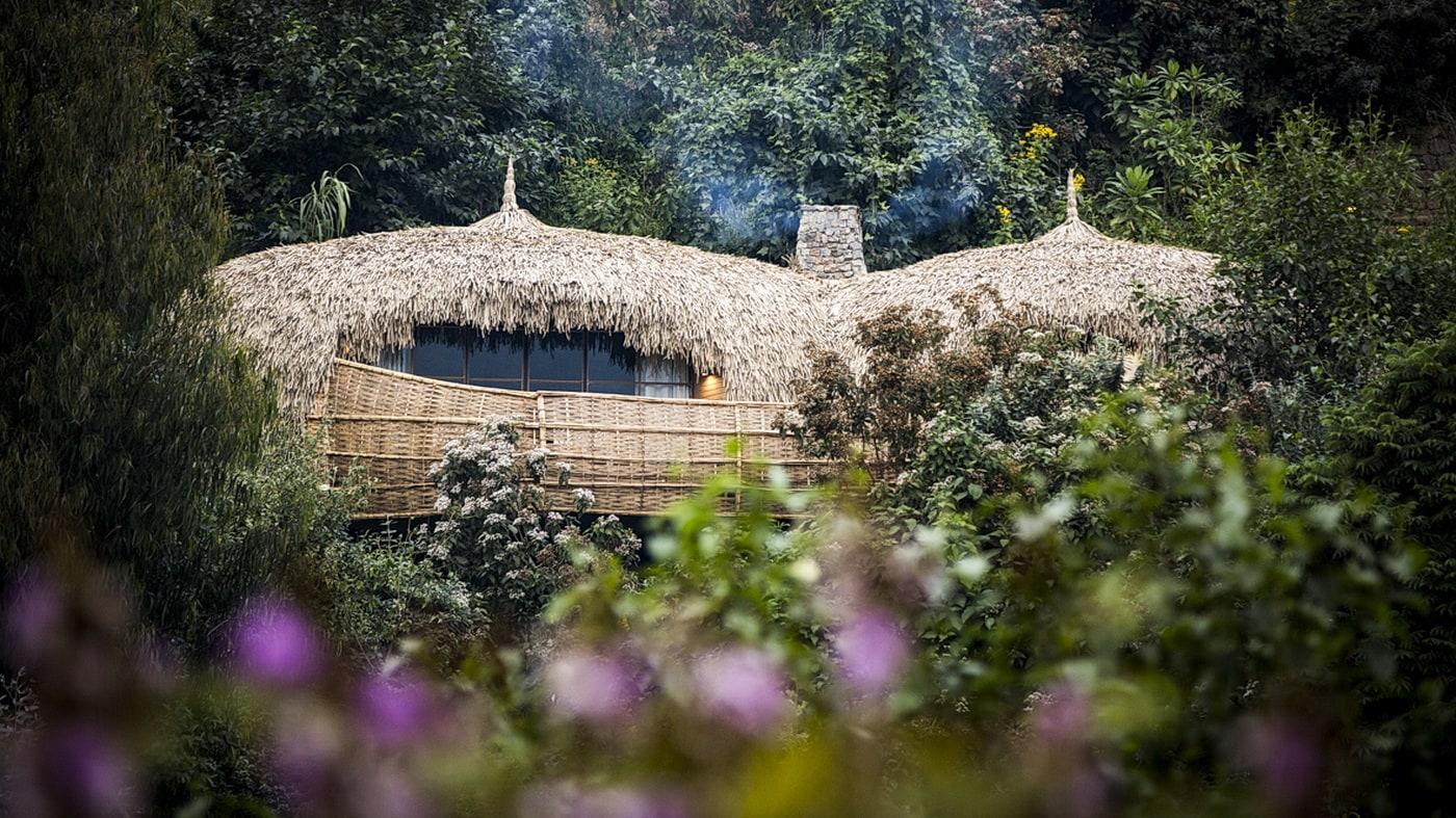Bisate Lodge / Ruanda (c) Wilderness Safaris / Crookes & Jackson