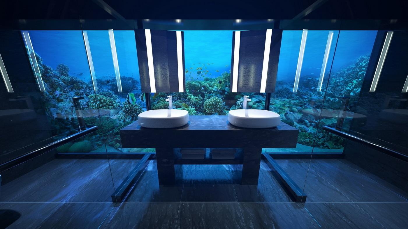 """The Muraka"" (c) Conrad Maldives Rangali Island"