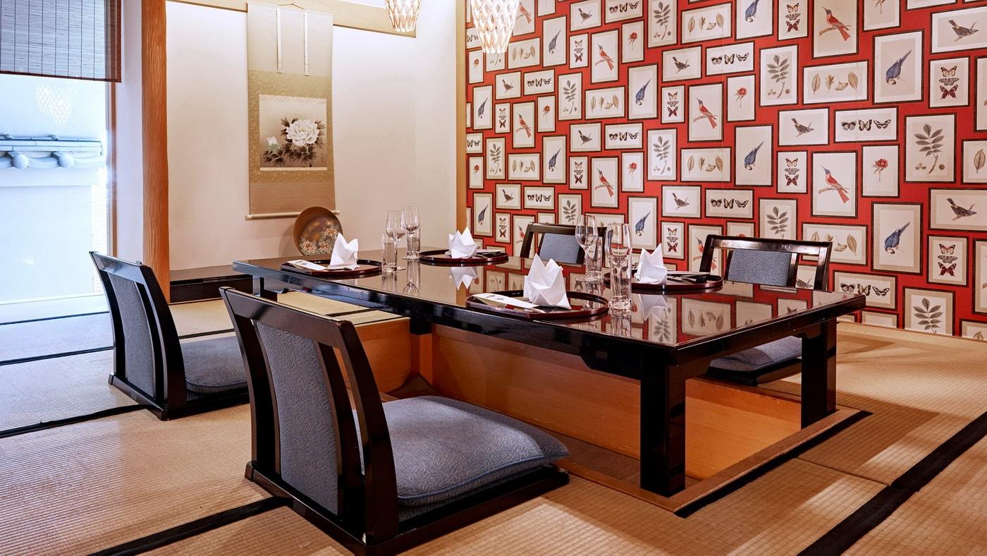UNKAI im Grand Hotel Wien (c) Leading Hotels of the World