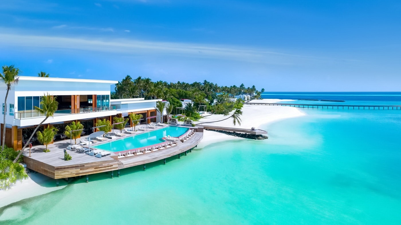LUX* North Male Atoll (c) LUX* Resorts & Hotels